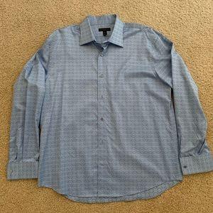 Express dress shirt. Dry cleaned, like new!